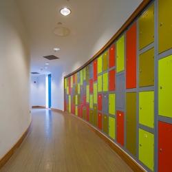 Hallway at Elms Bank