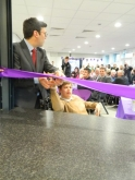 Berry Building Opening Ceremony